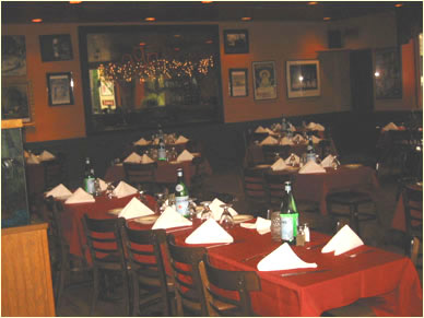 Paganos Restaurant - Southold, Ny - The North Fork of Long Island